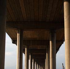 Free Under The Bridge Royalty Free Stock Photo - 5461885
