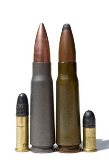 Free Ammunition Stock Photo - 5462110