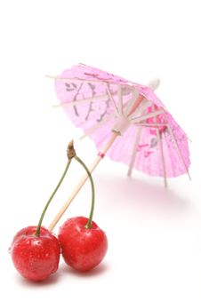 Free Summer Cherry Stock Images - 5462524