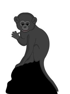 Free Monkey Child Royalty Free Stock Photo - 5463765