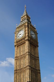 Free The Big Ben Stock Images - 5463924