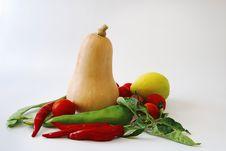 Free Vegetables Varieties Stock Image - 5463961