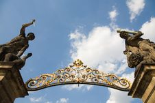Free Matthias Gate Stock Images - 5464484