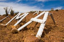 Free Letters On The Ground Stock Photo - 5464630