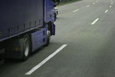 Free Autobahn Highway Royalty Free Stock Photo - 5465675