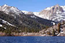 Free June Lake Stock Photo - 5466110