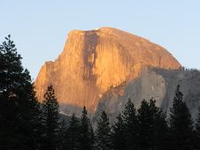 Free Golden Half Dome Royalty Free Stock Photography - 5466247