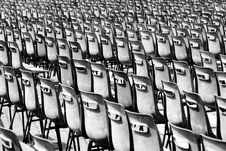 Free Chairs Royalty Free Stock Image - 5466786