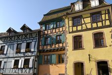 Free Riquewhir, Alsace Stock Photography - 5467042