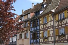 Free Colmar, France Stock Image - 5467381