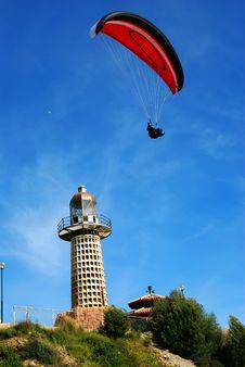 Free Parachute Stock Image - 5468361