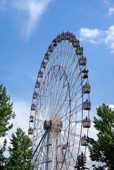 Free Big Wheel Stock Photography - 5468532