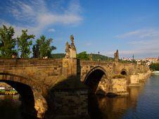 Charles Bridge Stock Images