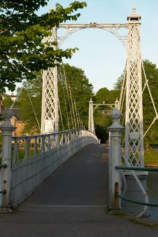 Free Small Bridge Stock Photo - 5469410