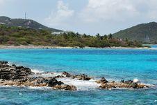Free St.Thomas Island Coastline Stock Photos - 5469663