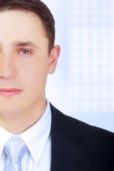 Free Portrait Of Businessman Stock Photography - 5469712