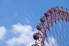 Free Ferris Wheel Copyspace Stock Photos - 5469743