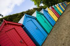 Free Beach Hut Stock Images - 5469744