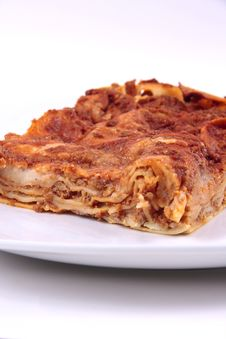 Free Lasagna Stock Photos - 5469873