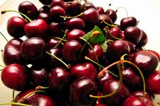 Free Some Cherries Stock Photo - 5469890