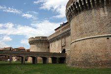 Free Castle In Senigllia - Italy Stock Image - 5469921