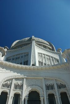 Free Baha I House Of Worship Stock Photo - 5469950