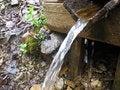 Free Mountain Stream Royalty Free Stock Image - 54663616
