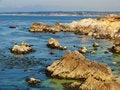 Free Monterey Coast Line Stock Photo - 5471550