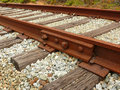 Free Rusty Railroad Royalty Free Stock Images - 5471639