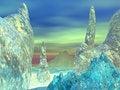 Free 3D Ice World Stock Photos - 5477913