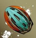 Free Bicycle Helmet Stock Image - 5479711