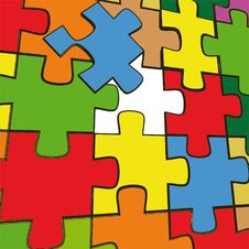 Free Puzzle Royalty Free Stock Image - 5471466