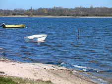 Free Fishermen Beach Funen Denmark Stock Photo - 5471570