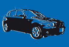 Free Vector Car Stock Photo - 5471690