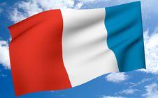 Free Flag France Stock Photos - 5471753