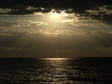 Free Sunset Stock Image - 5472291