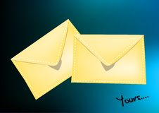 Free Vector Mails Stock Image - 5472391