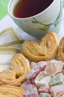 Free Eastern Sweets Royalty Free Stock Images - 5472659