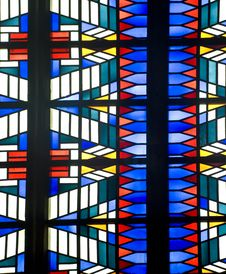 Free Stained Glass Royalty Free Stock Photography - 5472917