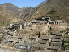 Free Ancient Village Royalty Free Stock Images - 5473139