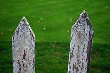 Free Fence Stock Image - 5473351