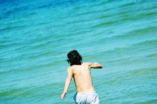 Free Enjoying Summertime Royalty Free Stock Photos - 5473488