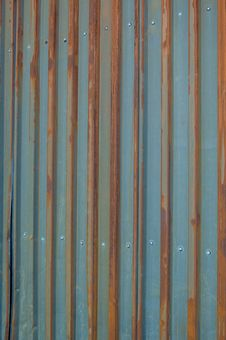 Free Rusty Metal Plate Stock Photo - 5473720