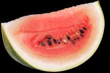 Free Watermelon 10M Royalty Free Stock Image - 5474456