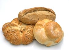 Free Bread Royalty Free Stock Images - 5474499