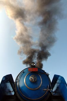 Free Old Steam Engine Royalty Free Stock Photography - 5474527