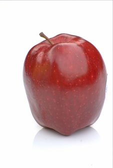 Free Red Apple Royalty Free Stock Photos - 5474578