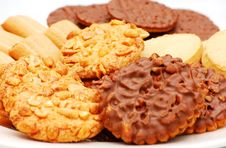 Free Biscuits Stock Photography - 5474592