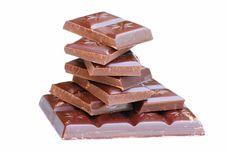Free Dark Chocolate Stock Photos - 5475933