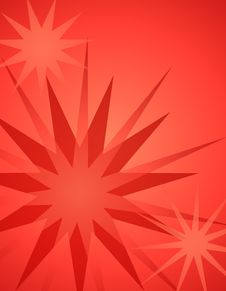 Sparkles And Stars Background 2 Royalty Free Stock Photography